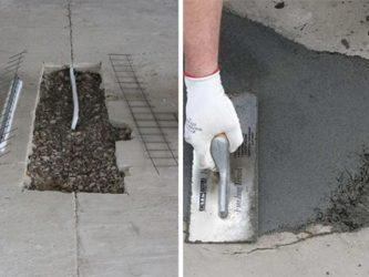 чем укрепить бетон