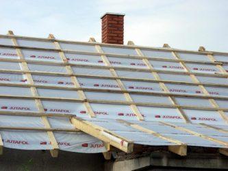 Пароизоляция на крышу под профнастил