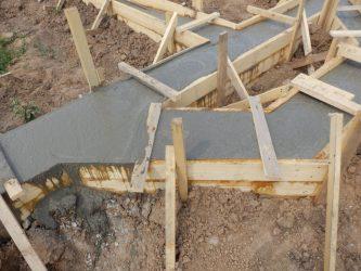Поэтапная заливка бетона фибробетоны разновидности