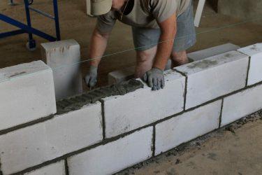 можно класть пеноблоки на цементный раствор