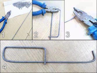 Как сделать вязальный крючок своими руками?