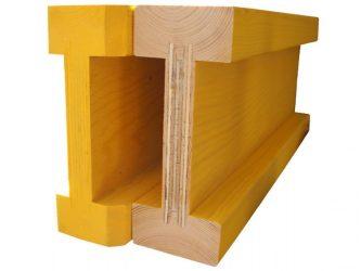 Балка фанерно деревянная для опалубки